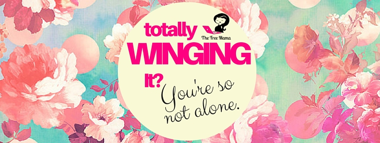 winging-it